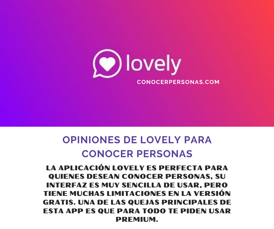 lovely opiniones